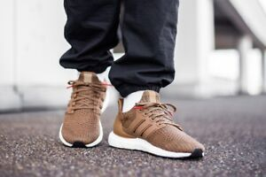 reputable site e5d88 a47a1 Details about Adidas Ultra Boost Ultraboost 4.0 Raw Dessert Brown/Base  Green [CM8118] - UK 10