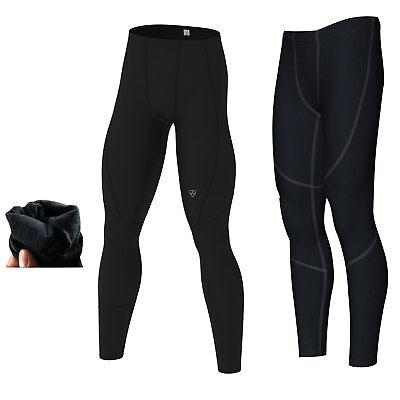 GüNstig Einkaufen Mens New Compression Thermal Base Layer Long Pants Legging Running Fitness Pant