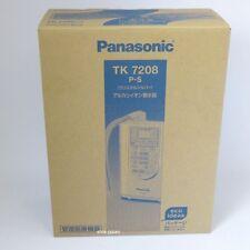 Panasonic alkali ion water purifier TK7208P-S From Japan