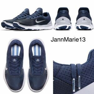 newest 3e50e 792f4 Men s NFL Nike Free Trainer V7 Dallas Cowboys Shoes Sneakers 11 12 13 14