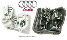 Audi A3; A3 Quattro 09-13 Set Of Inner & Outer Passenger Tail Light Bulb Holder
