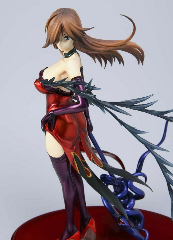 Queens Blade Blade Blade Excellent Model Core Queens Blade P-4 Nix PVC Megahouse b9ce17