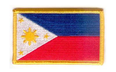 Parche bandera PATCH  BOSNIA Y HERZEGOVINA 7x4,5cm bordado termoadhesivo nuevo