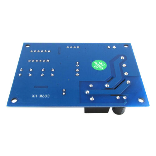 DC12V-24V Lithium Battery Charge Control Protection Board //w LED Display L8