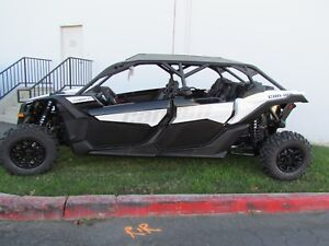 Image is loading 2017-2018-Can-Am-Maverick-X3-MAX-Lower- & 2017-2018 Can-Am Maverick X3 MAX Lower Door Inserts Panels 4 Lower ...