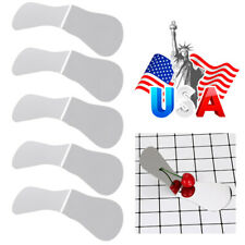 New Listing125pcs Dental Ortho Photo Mouth Mirror Contrast Stainless Steel Reflector Usa