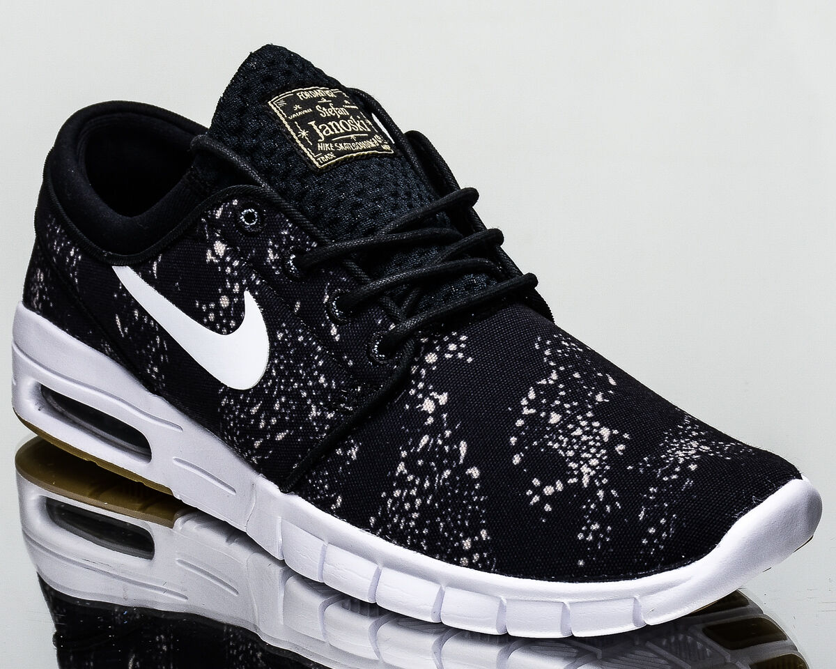 Special limited time Nike SB Stefan Janoski Max Premium air men lifestyle sneakers NEW 807497-002