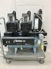 2014 Air Techniques Airstar 30 As30m Dental Air Compressor Unit Partsrepair