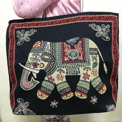 1 Yoga Katoenen 12 Art Elephant Gym Groothandel Winkelen Beach draagtas Boho Xl stuks uPXZiOkT