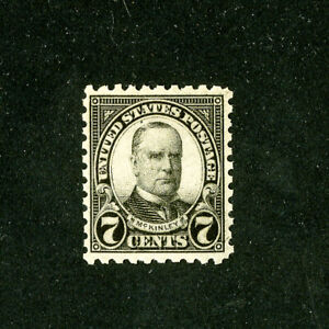 US-Stamps-588-XF-OG-NH-Mint-State