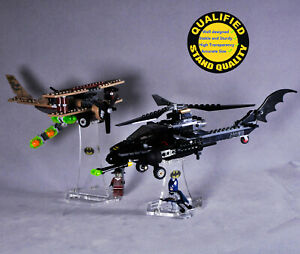 Display-Stands-for-Lego-7786-Batcopter-Lego-are-not-included-2-stands-only