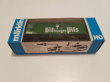 Marklin HO 4421 wagon Bitburger Pils in box