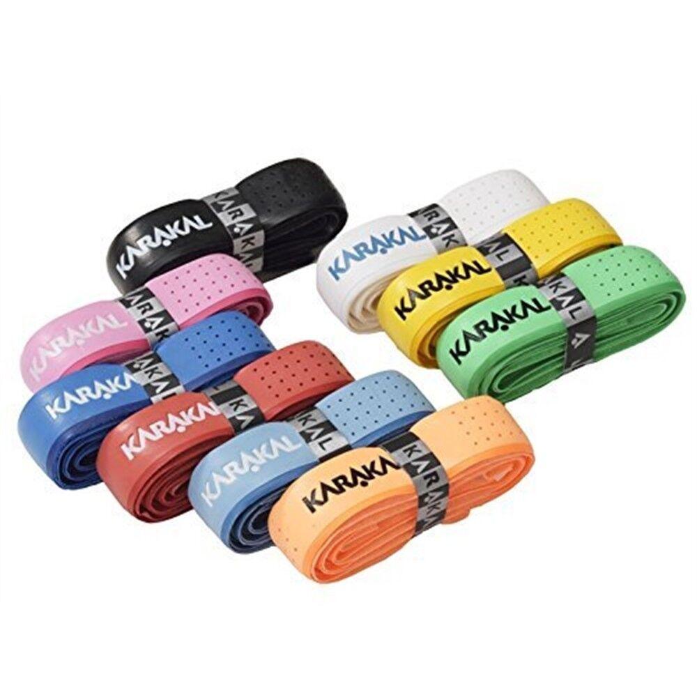 Karakal Tribale Grip unisex BOX ASSORTITI-assortiti-SUPER 12 ASSORTITI-assortiti-SUPER BOX PU Badminton 353126