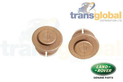 Land Rover Freelander 1 Rear Brake Drum Blanking Plugs GENUINE LR Grommets