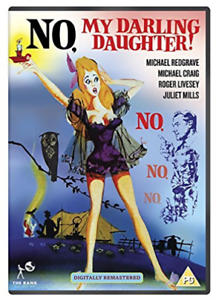 NO-MY-DARLING-DAUGHTER-DVD-NUOVO
