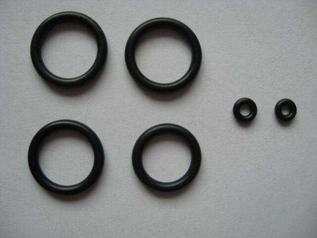 Crosman 150 157 160 167 Basic Seal Reseal O-Ring Kit Guide EXTRA Cap Seal