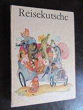 Reisekutsche--Reime-Gedichte-Märchen-Rätsel-Spiele für Kindergarten,Hort&Familie