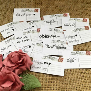 Miniature-Tiny-Cards-Perfect-toppers-wedding-favours-many-designs