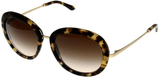 90f29fd5ea68 Giorgio Armani Sunglasses Frames of Life AR8040 528213 Women Havana Round