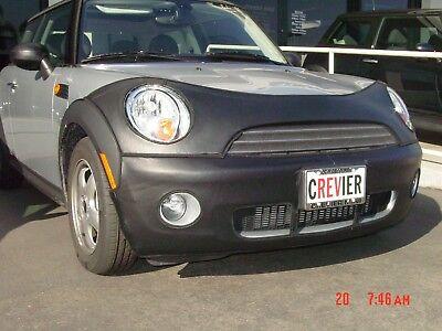 Fits 2007-2010 MINI Cooper S /& Clubman S W//O Tag Colgan Front End Mask Bra 2pc