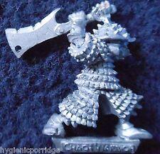 1985 Chaos Warrior 0201 06 CH2 Krayos Dleth Citadel Warhammer Army Evil Hordes