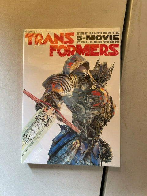 Transformers: 5-Movie Ultimate Collection (DVD, 2018)