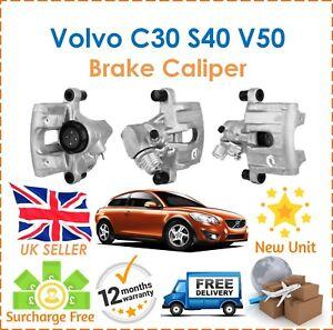 BRAKE CALIPER FITS VOLVO C30 C70 S40 V40 V50 FRONT DRIVERS SIDE