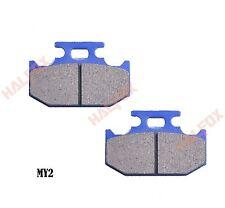 Rear brake disc pads for  YAMAHA YZ125/250/400 DT125/200/230 XT225 TT250R