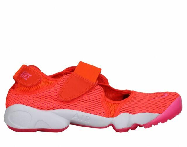 Womens Nike Air Rift BR Total crimson