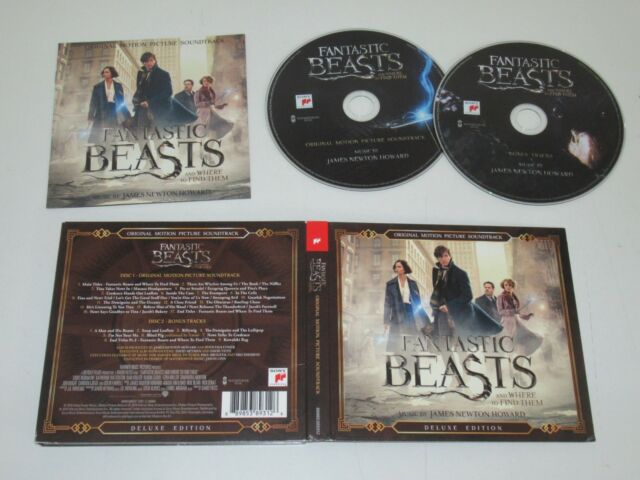 Fantástico Beast And Where To Find Them / Soundtrack / James Newton Howard