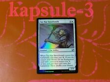 Foil New MTG Mirrodin Magic Taj-Nar Swordsmith