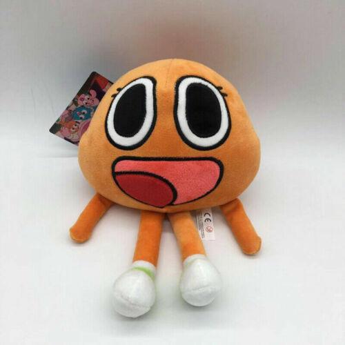 The Amazing World Gumball 25CM Of figuras de brinquedo de pelúcia Bonecas de Pelúcia Macio Crianças Presente