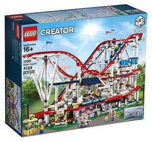 Nouveau set de montagnes russes Lego Expert Creator 10261 - 4124 pièces ~ wow