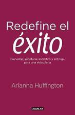 REDEFINE EL TXITO / THRIVE