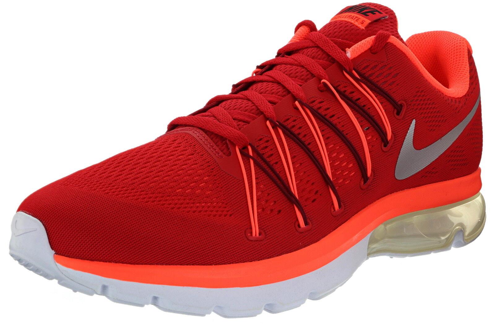 Nike air max excellerate 5 uomini di larghezza media formazione scarpe 852692-600 correre