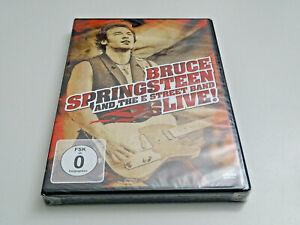 Bruce-Springsteen-and-The-E-Street-Band-Live-Musica-DVD-ovp-amp-neu