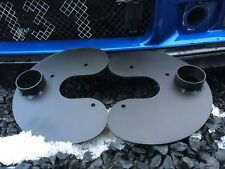 BMW E36 Bremskühlung Motorsport Ankerblech