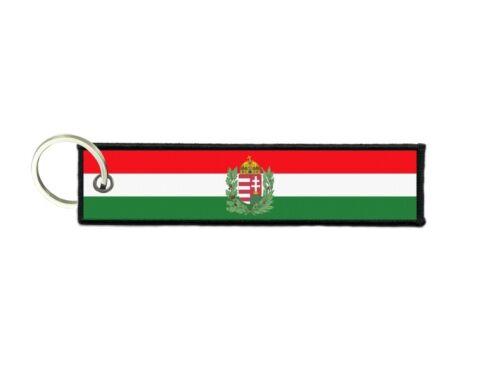 Schlüsselanhänger auto moto anhänger flagge fahne flaggen ungarn r2