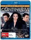 Continuum : Series 3 (Blu-ray, 2014, 3-Disc Set)