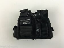 Very Hot Toys 1/6th Scale US Secret Service Emergency Response - Tactical Vest
