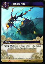 WOW Tuskarr Kite LOOT CARD UNSCRATCHED NEW - WORLD OF WARCRAFT