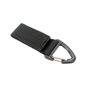 Outdoor Camping Hook Belt Clips Tactical Carabiner Bag Hooks Webbing Buckle