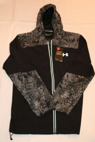 Under Jacket correr Storm Nueva y Xl original Running genial Gr Armour chaqueta negro para xqXpFn