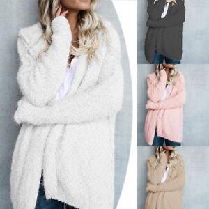 Women-Long-Sleeve-Knitted-Fluffy-Cardigan-Sweater-Casual-Outwear-Coat-Jacket