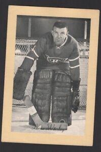 1944-63-Beehive-Group-II-Montreal-Canadiens-Photos-294-Lorne-Worsley