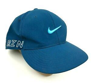 implícito rosado solapa  Nike Golf RZN Flexfit Hat Cap Size L - XL Stretch Fit Blue Vapor Golfer  Headwear | eBay