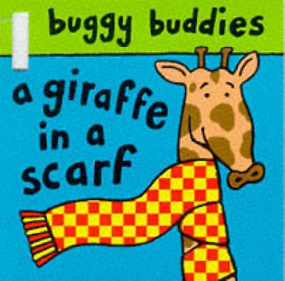 Giraffe with a Scarf (Buggy Buddies)-ExLibrary