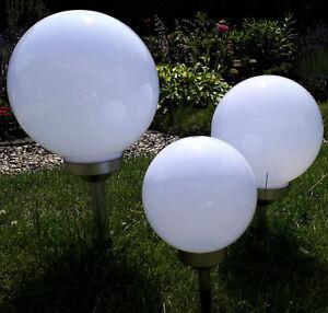 Solar-Kugelleuchte-3er-Set-30-25-20cm-Gartenkugel-Garten-Leucht-Kugel-Lampe-LED