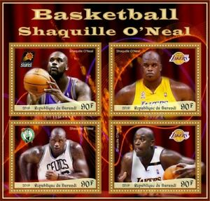 Stamps Sports Basketball
