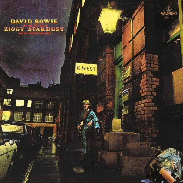 David Bowie - The Rise & Fall Of Ziggy Stardust - 180gram Vinyl LP NEW